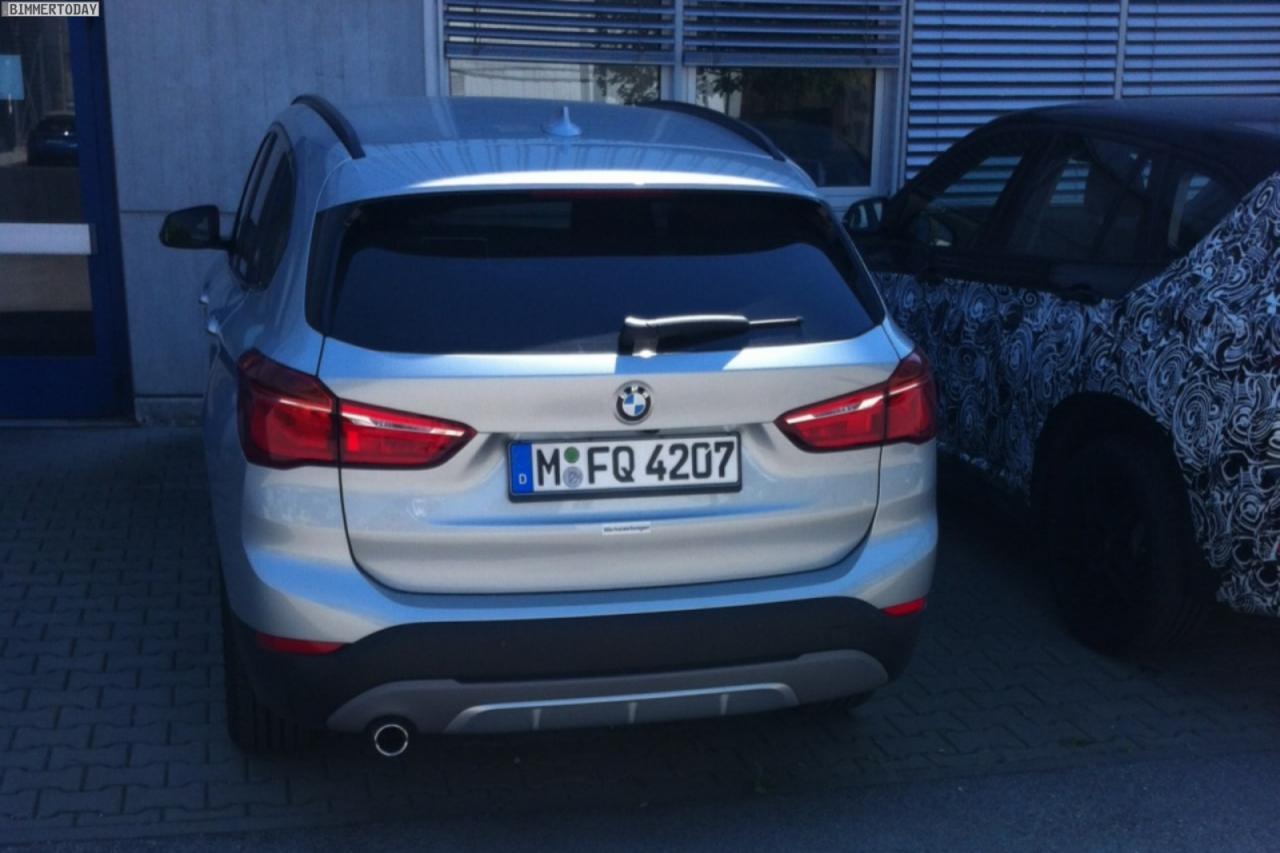 Así es el nuevo BMW X1 al natural 3