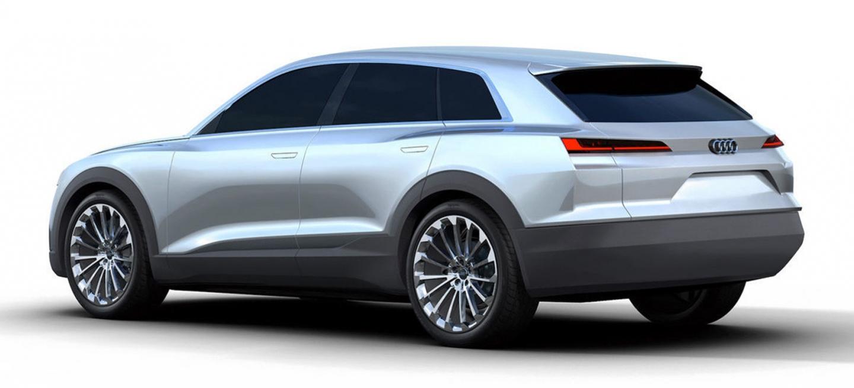 Audi Q6: La variante eléctrica llamada a batir al Tesla Model X 2