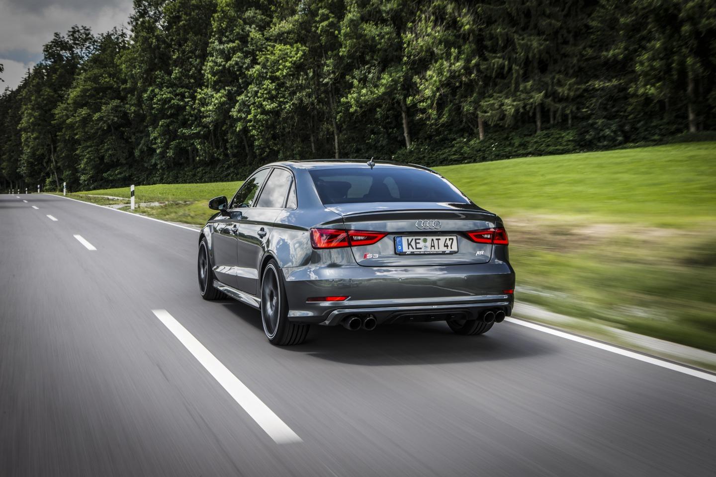 Bye bye Audi RS3: Llega el Audi S3 Sedán por ABT con más de 400 CV 2