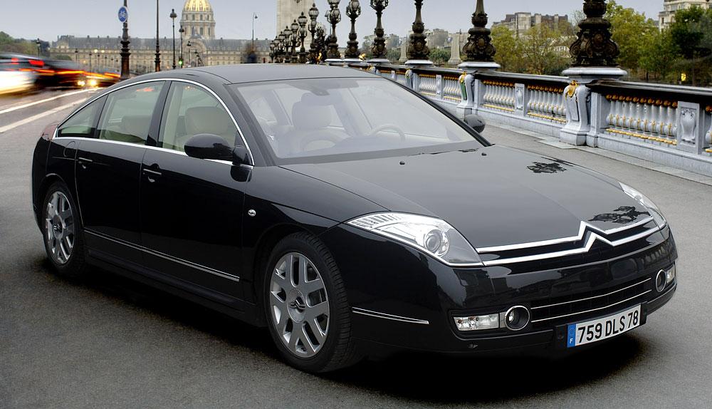 Citroën y DS lanzarán un competidor del Audi A6 y del BMW Serie 5 1