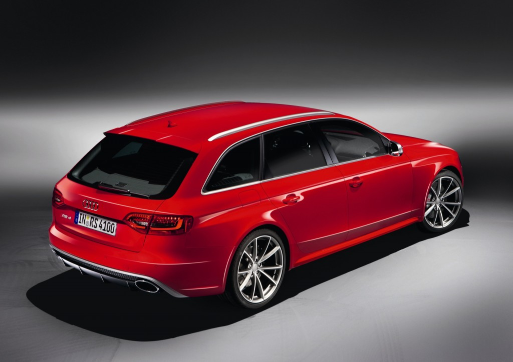 El Audi RS4 sedán podría llegar este año, ¿adiós a la exclusividad del Avant? 2
