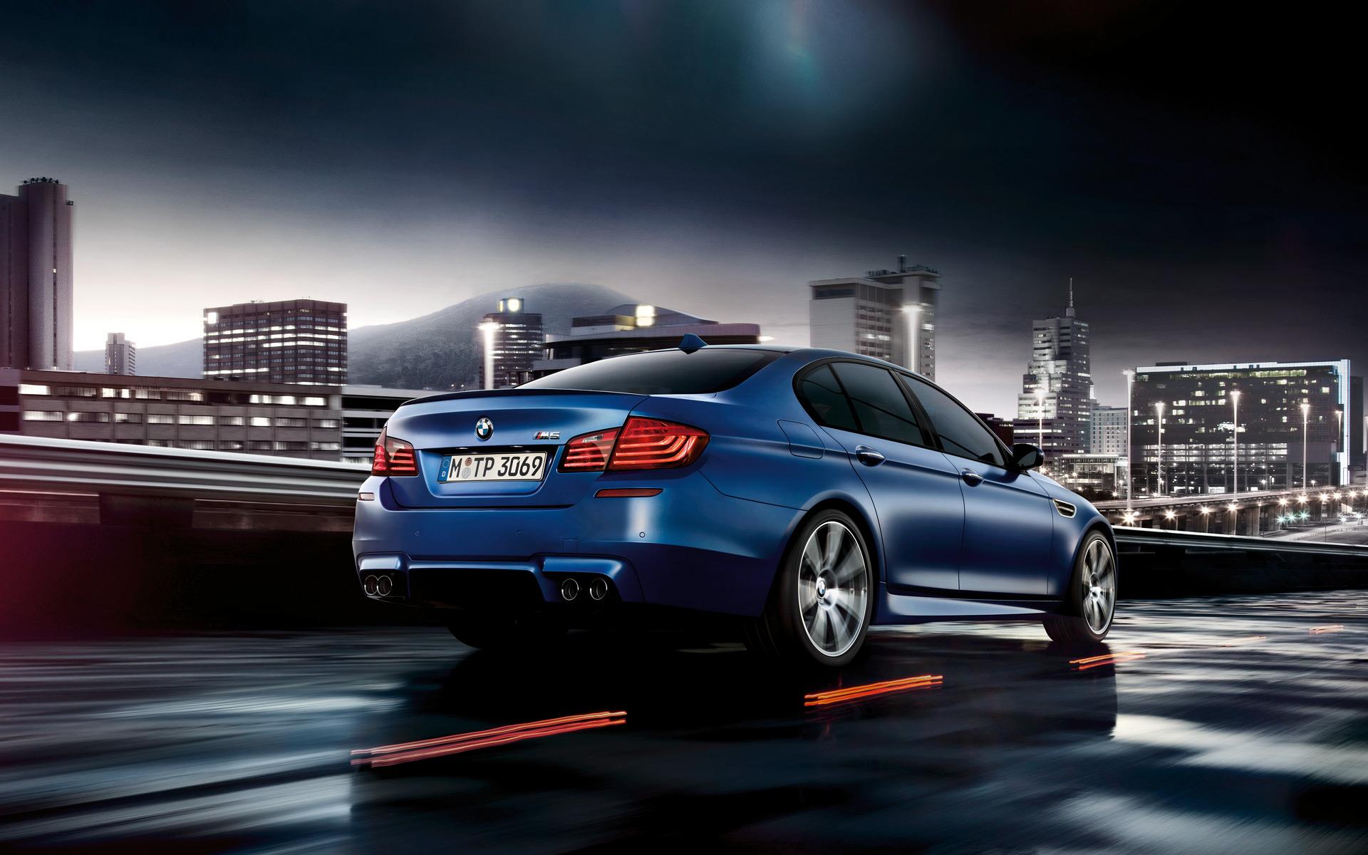 El BMW M5 xDrive será una realidad y los 600 caballos ya están más cerca 1