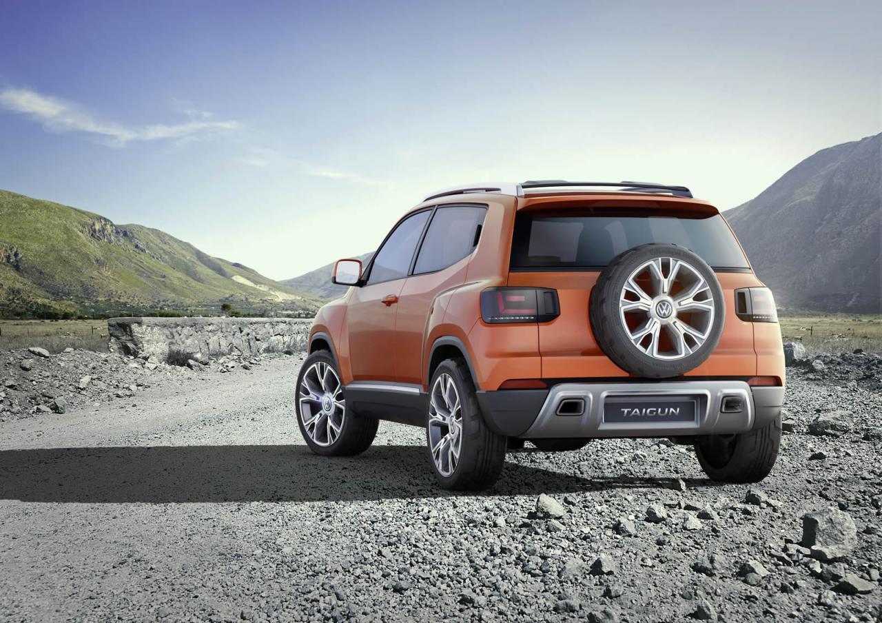 El nuevo Tiguan llegará este otoño y VW lanzará un crossover compacto rival del Fiat 500x 2