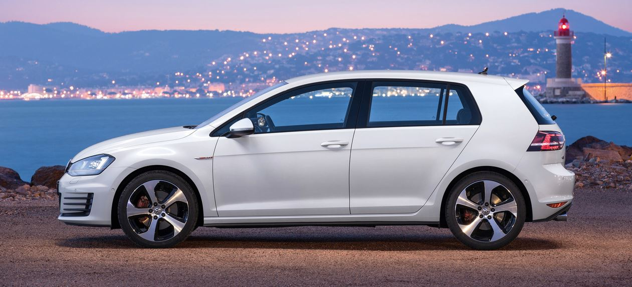 El próximo VW Golf GTI contará con tracción total, volará hasta los 330 caballos 1