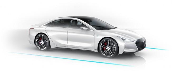 El Tesla Model S ya tiene su clon chino: Se llama Youxia X 2