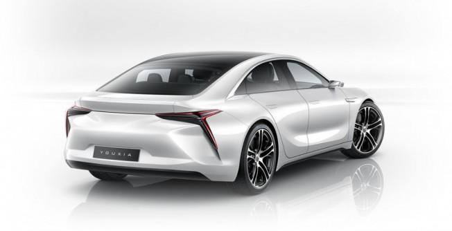 El Tesla Model S ya tiene su clon chino: Se llama Youxia X 3