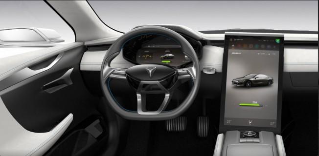 El Tesla Model S ya tiene su clon chino: Se llama Youxia X 4
