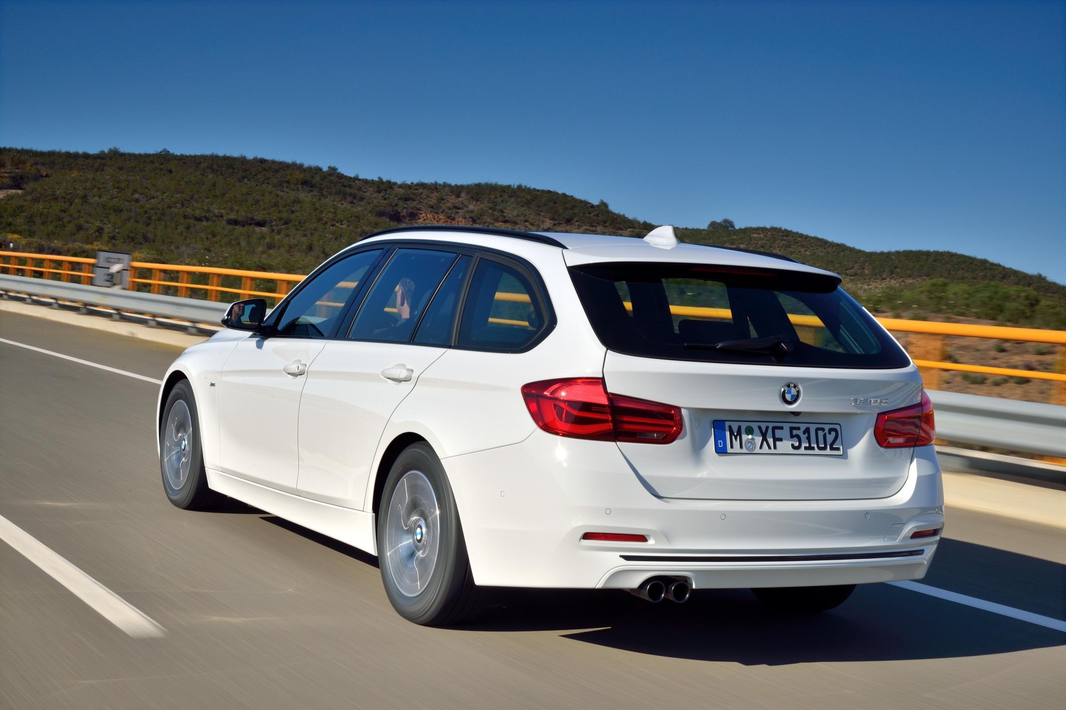 Esta es la lista de precios actualizados para el BMW Serie 3 Sedán y Tourer 1