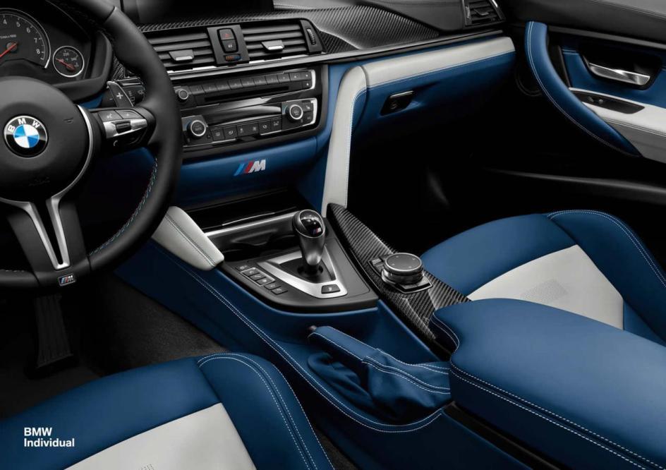 Este M3 de BMW Individual es discreto pero único: Mostrando las posibilidades de personalización 2