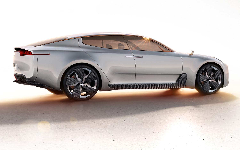 Kia presentará un nuevo GT Concept este otoño, el modelo previo al coupé que veremos en España 2