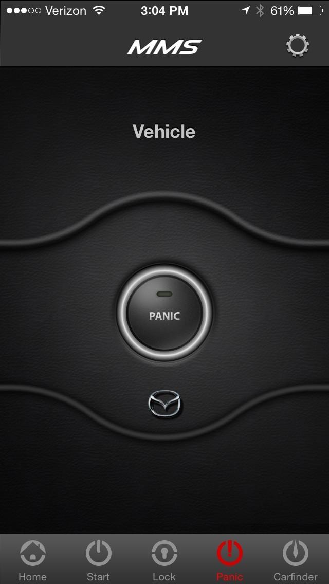 Mazda presenta una tecnología para arrancar el coche desde el smartphone 2