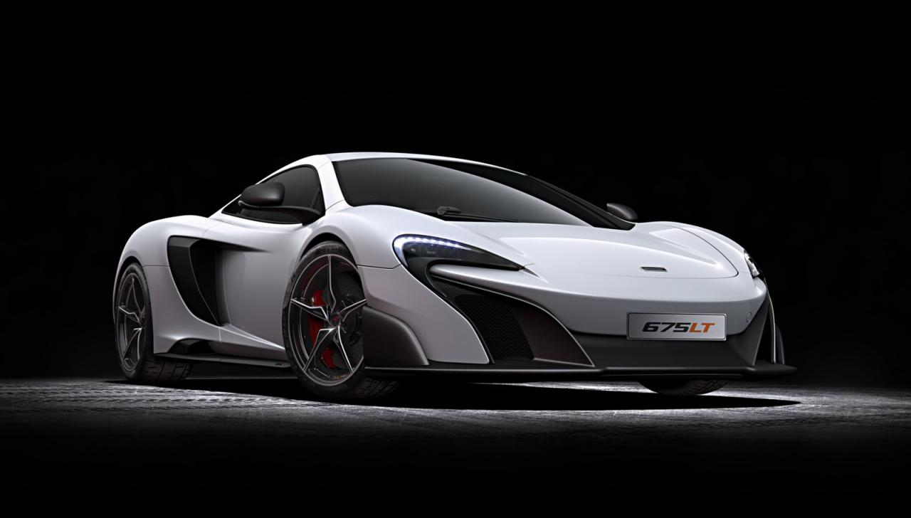 McLaren cierra las ventas del 675LT, allanando el camino al próximo en llegar 1