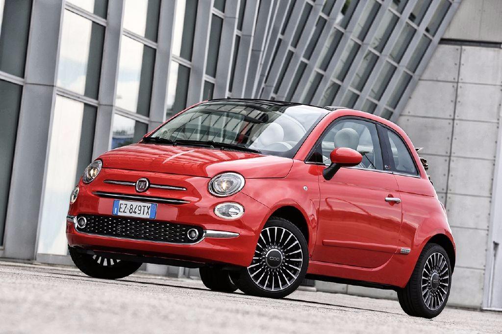 Oficial: 2016 Fiat 500 y Fiat 500C, renovación a fondo y estética renovada 3