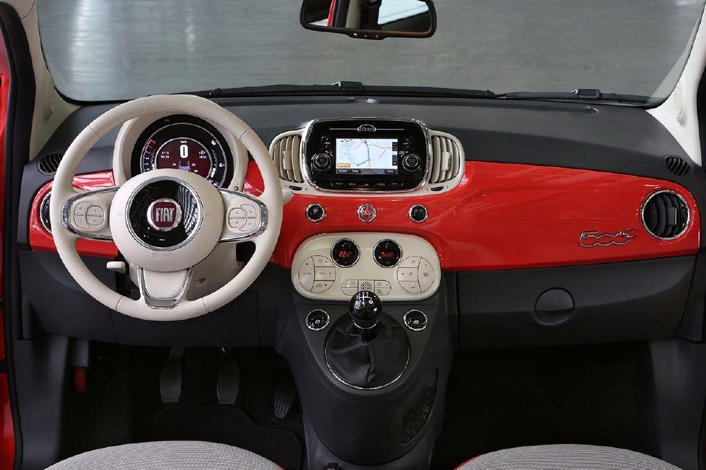 Oficial: 2016 Fiat 500 y Fiat 500C, renovación a fondo y estética renovada 4