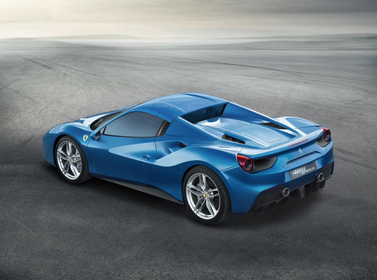 Ferrari podría estar probando el nuevo Dyno, ¿vuelve el pequeño de Maranello?