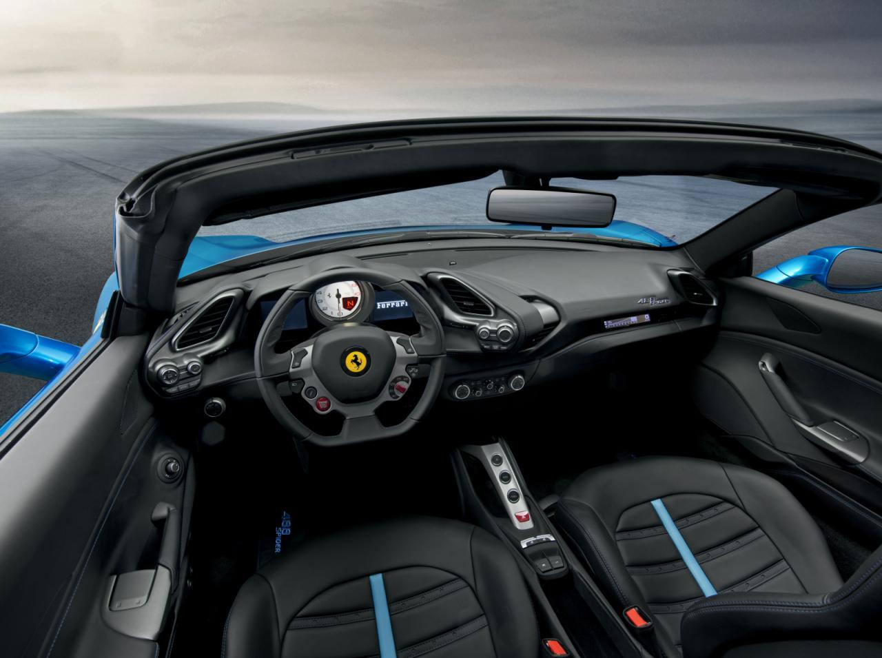 Oficial: Ferrari 488 Spider, llega el descapotable de Maranello con 670 caballos por bandera 2
