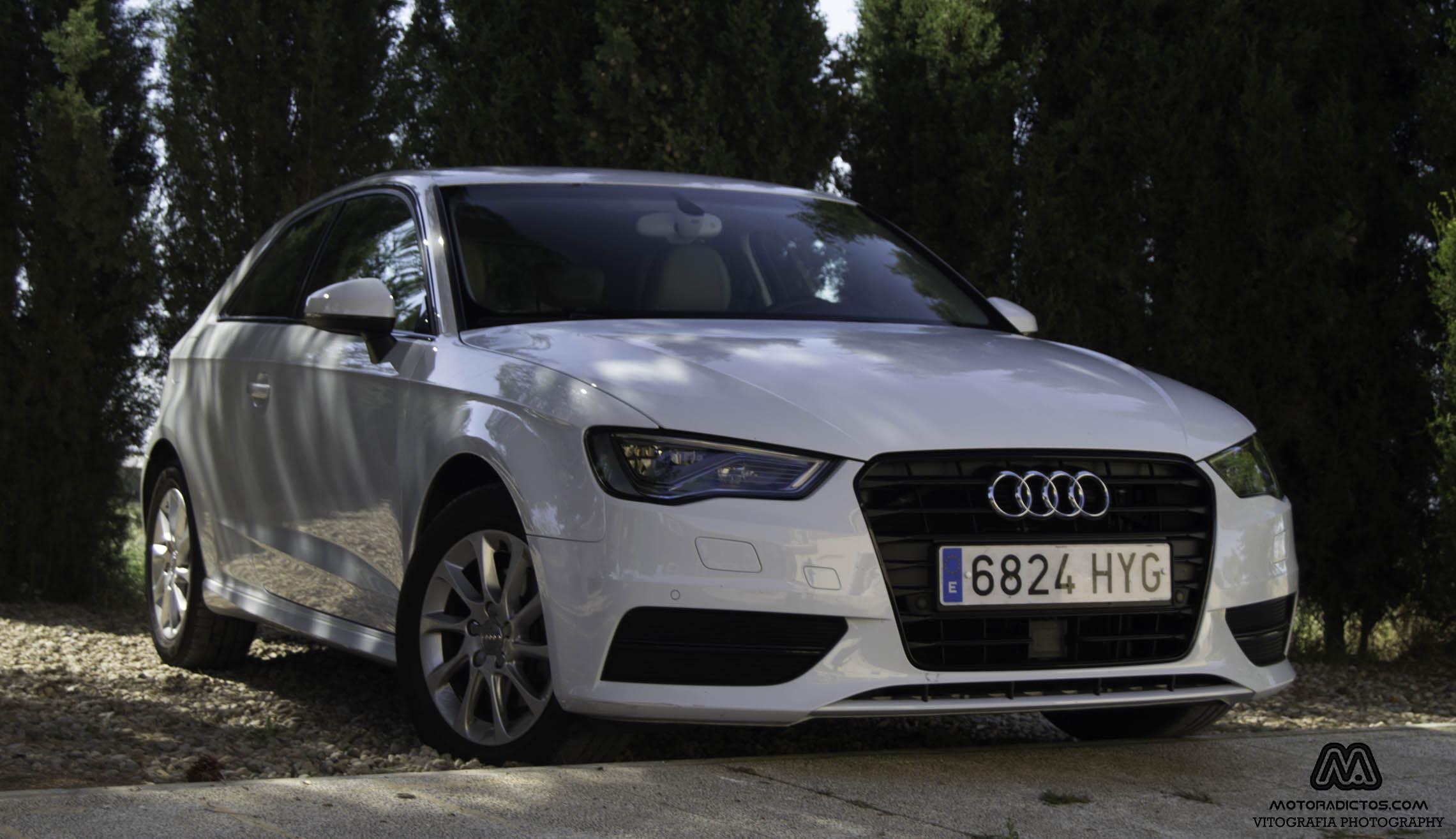El Audi A3 también se ve amenazado por el fraude de emisiones NOx