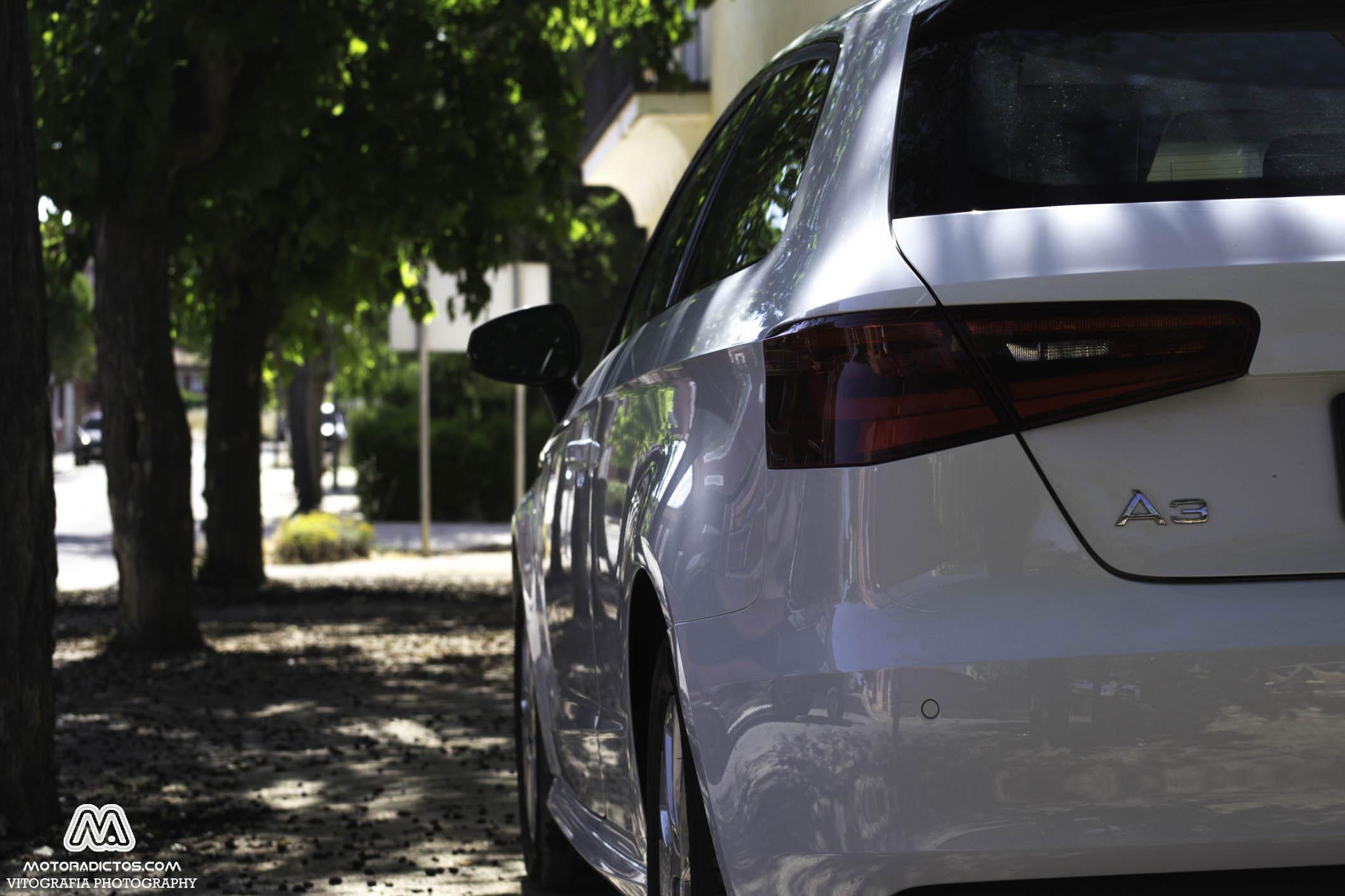 Prueba: Audi A3 1.6 TDI Ultra 110 CV (equipamiento, comportamiento, conclusión) 2