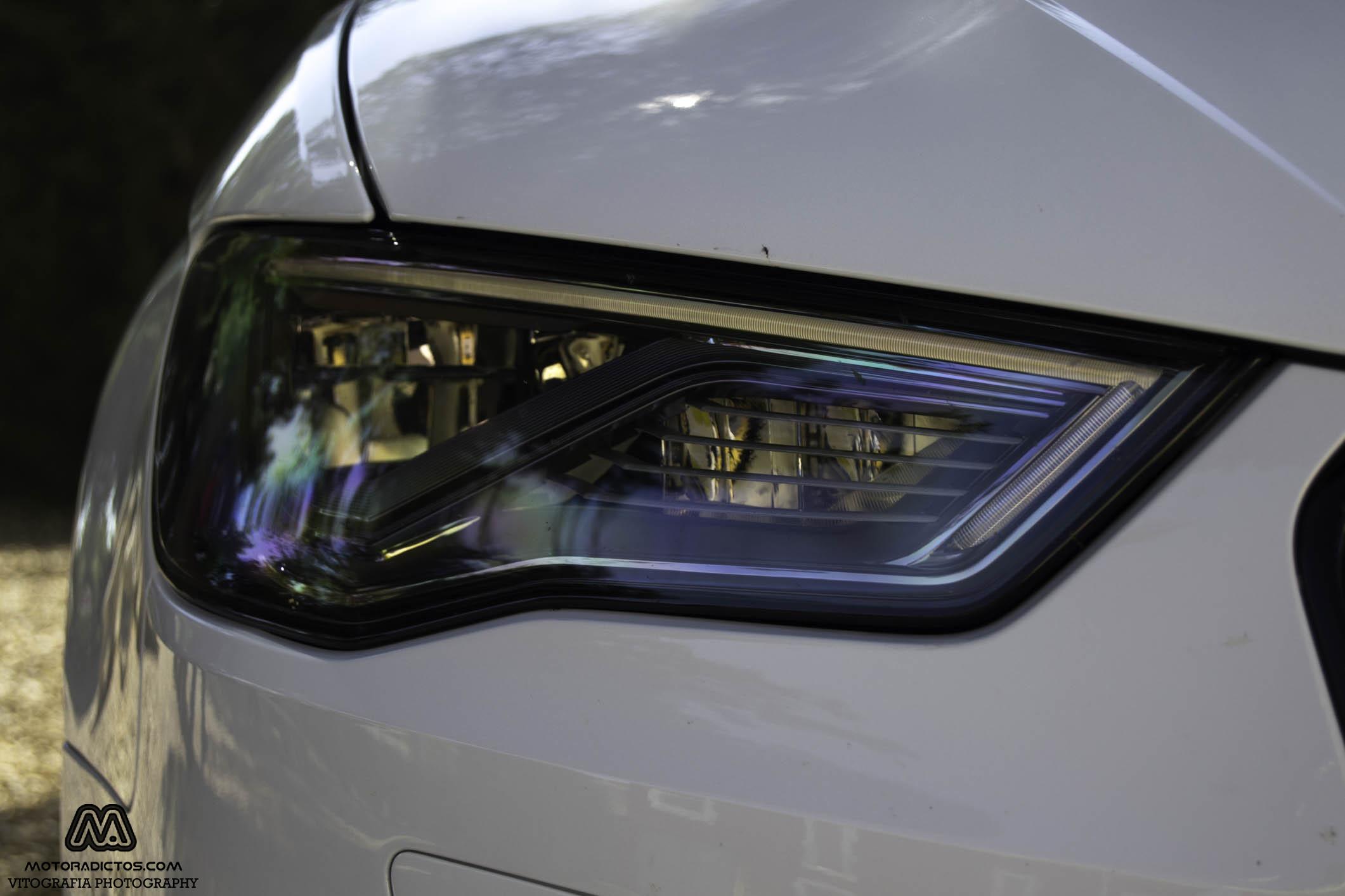 Prueba: Audi A3 1.6 TDI Ultra 110 CV (equipamiento, comportamiento, conclusión) 3