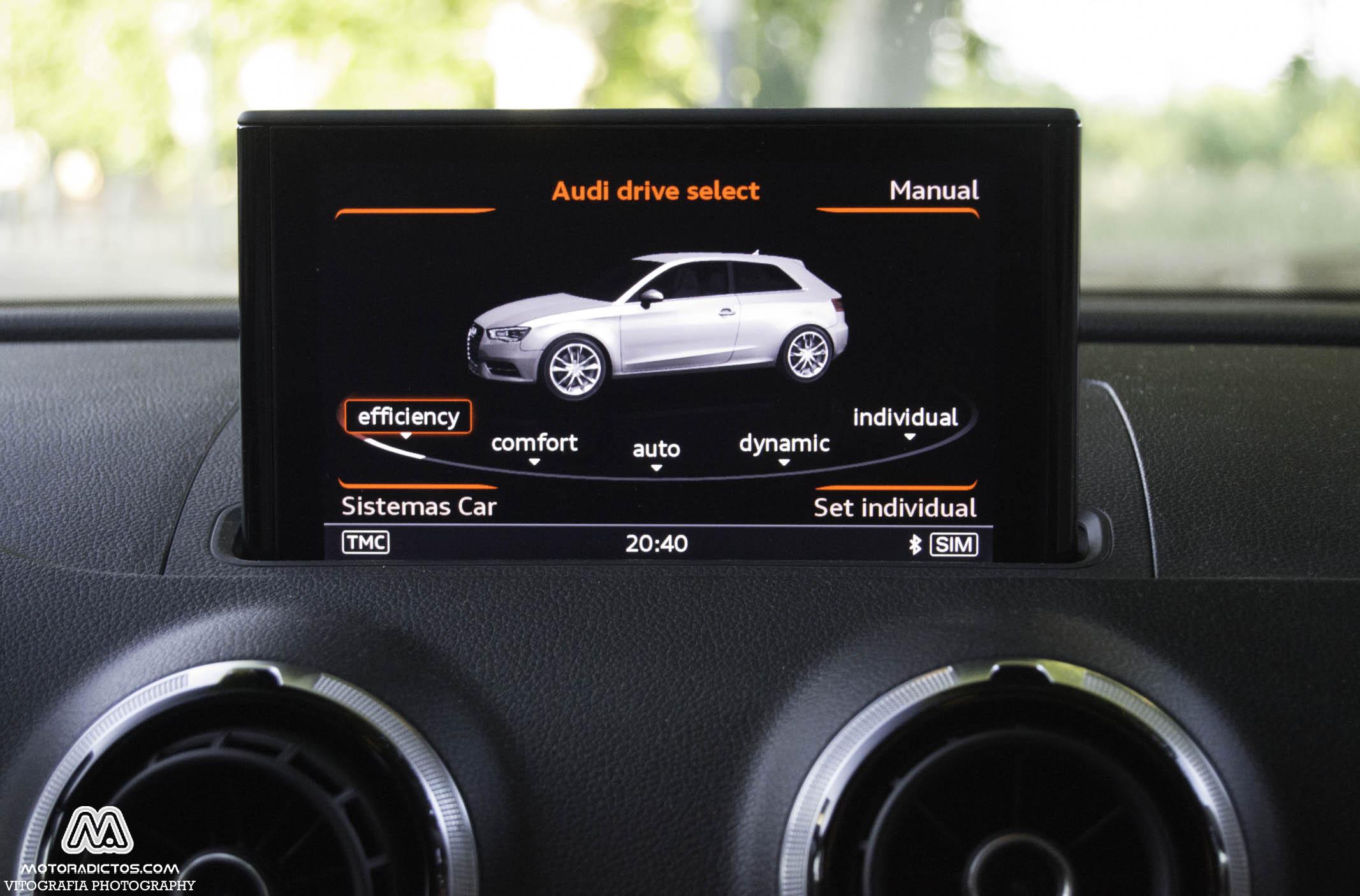 Prueba: Audi A3 1.6 TDI Ultra 110 CV (equipamiento, comportamiento, conclusión) 5