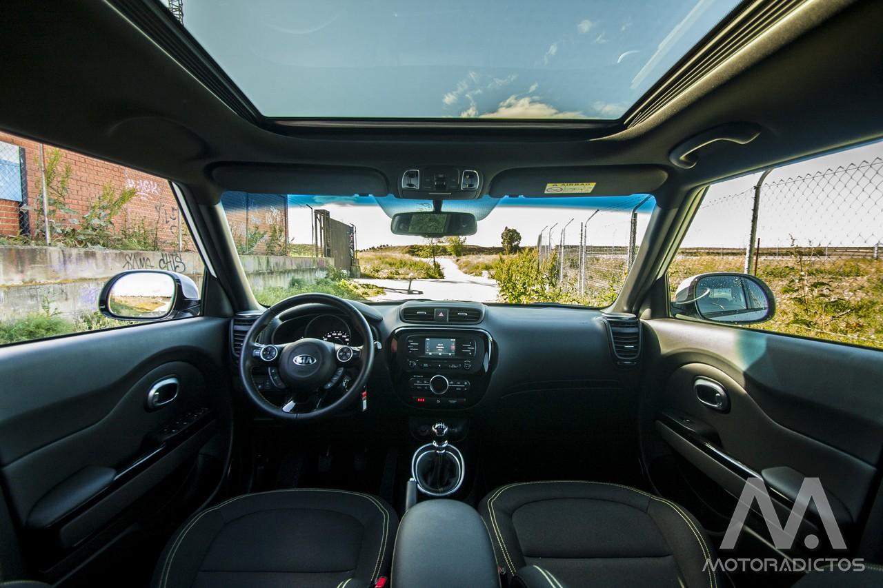Prueba: Kia Soul 1.6 CRDi Drive (diseño, habitáculo, mecánica) 3