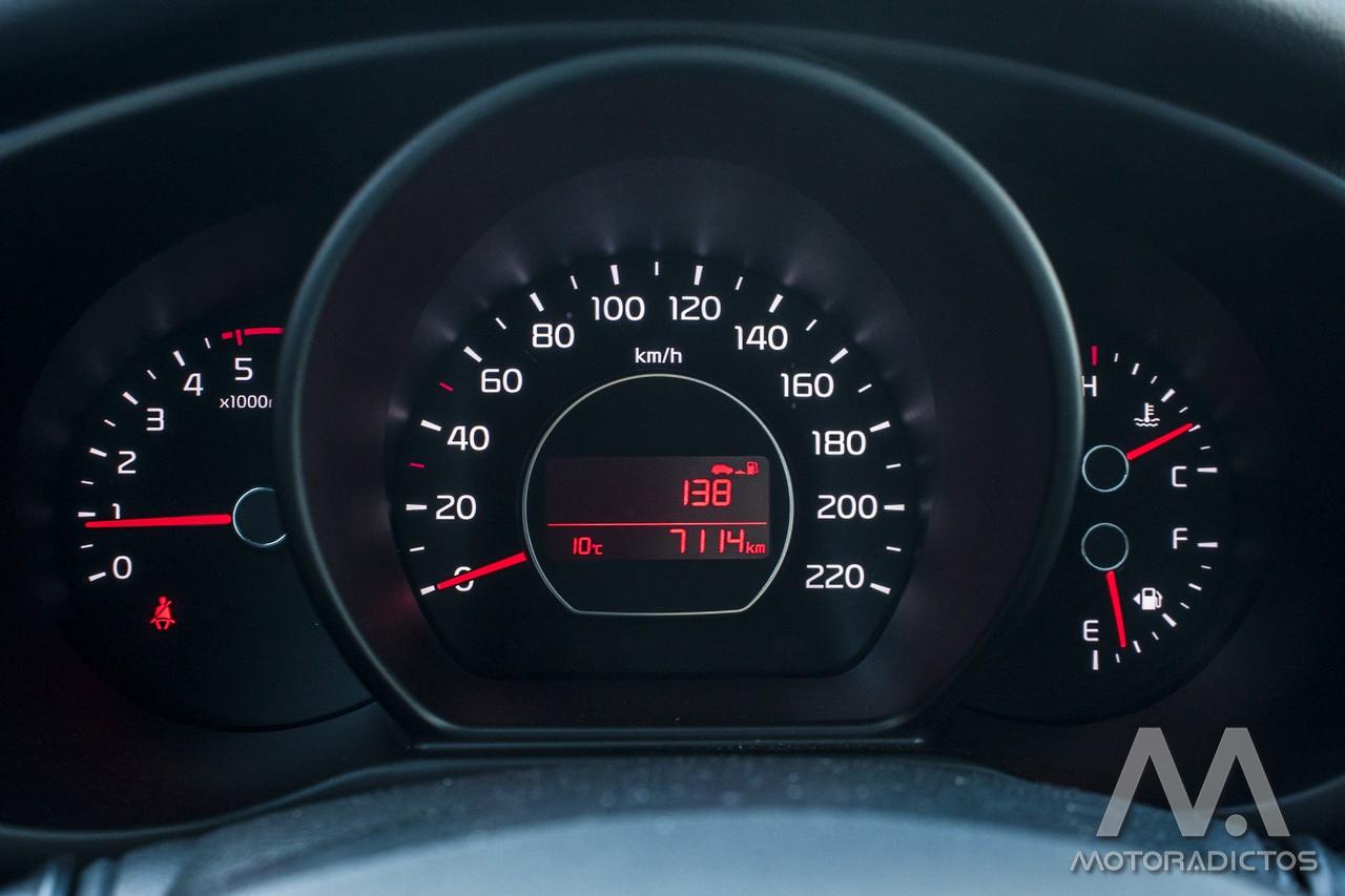 Prueba: Kia Soul 1.6 CRDi Drive (diseño, habitáculo, mecánica) 4