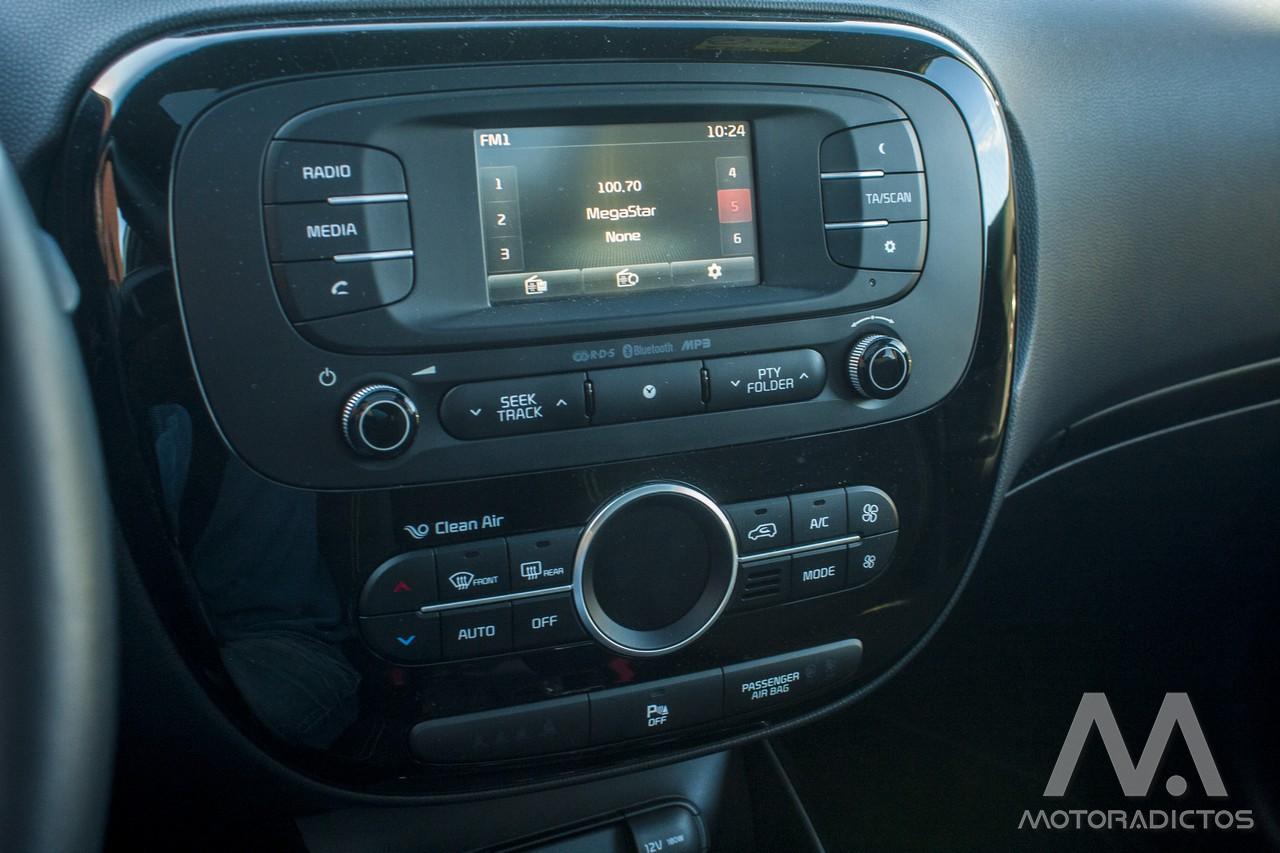 Prueba: Kia Soul 1.6 CRDi Drive (diseño, habitáculo, mecánica) 7