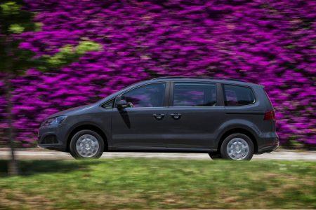 SEAT Alhambra 2015: Nueva galería de imágenes