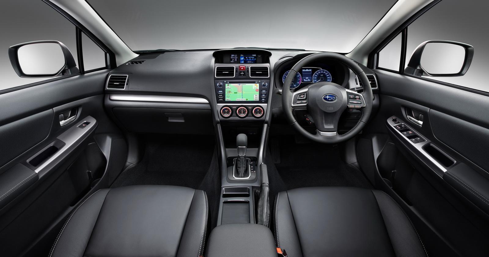 Subaru XV 2016: Pequeños cambios para el crossover de equipamiento y chasis 2