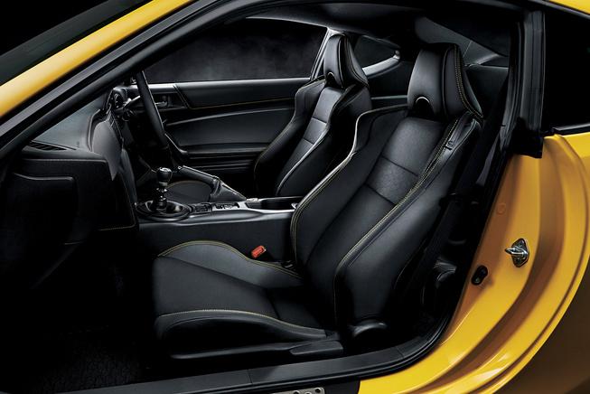 Toyota GT86 Yellow Limited: El deportivo de Toyota se viste de amarillo piolín 3