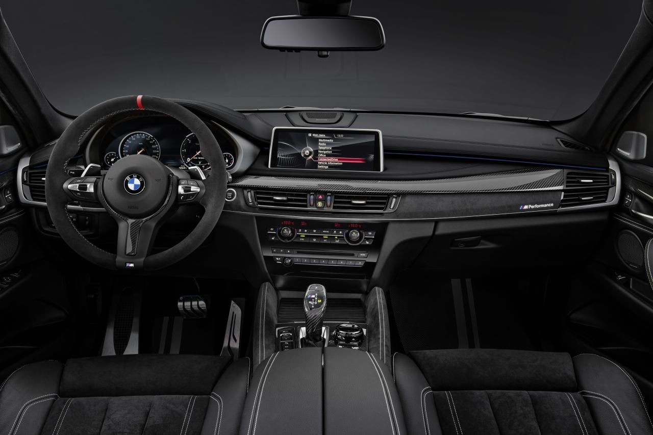 Tu BMW X6 puede dar mucho más de sí con los accesorios M Performance 3