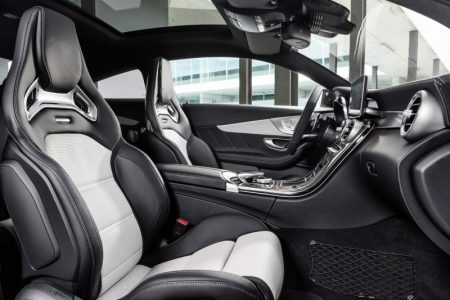 Mercedes-AMG C 63 Coupé: Ya es oficial y llega con 476 y 510 CV