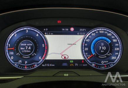 Prueba: Volkswagen Passat 2.0 TDI 150 CV Sport (equipamiento, comportamiento, conclusión)