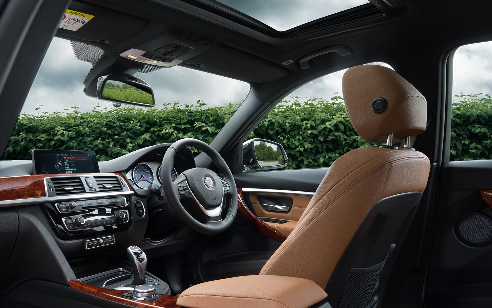 Alpina D3 Bi-Turbo: Pequeños cambios estéticos y 350 CV bajo el capó 3