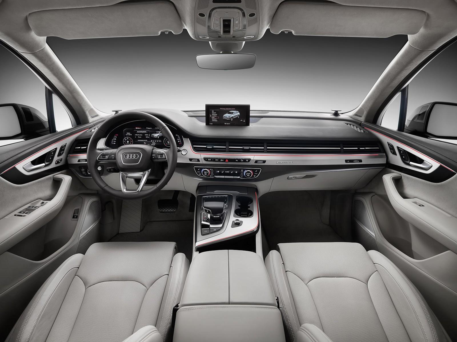 Audi Q7 Ultra 3.0 TDI Quattro: 218 CV y sólo 5,5l/100 km para el SUV alemán 1