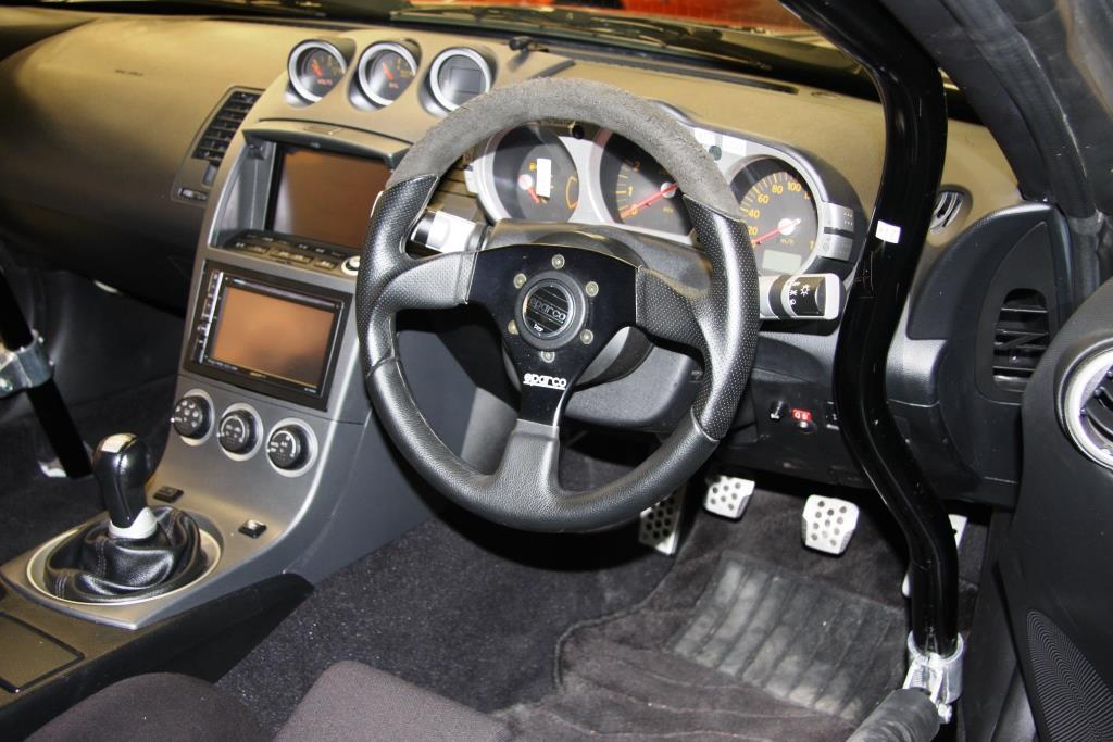 """El Nissan 350Z de """"A todo gas: Tokyo Drift"""" está buscando un nuevo propietario 2"""