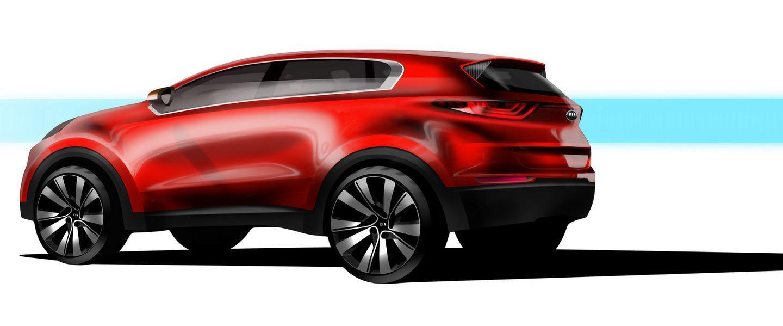 Este es el aspecto que mostrará el nuevo Kia Sportage que veremos en 2016 2
