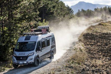 Fiat Ducato 4x4: Saca al aventurero que llevas dentro
