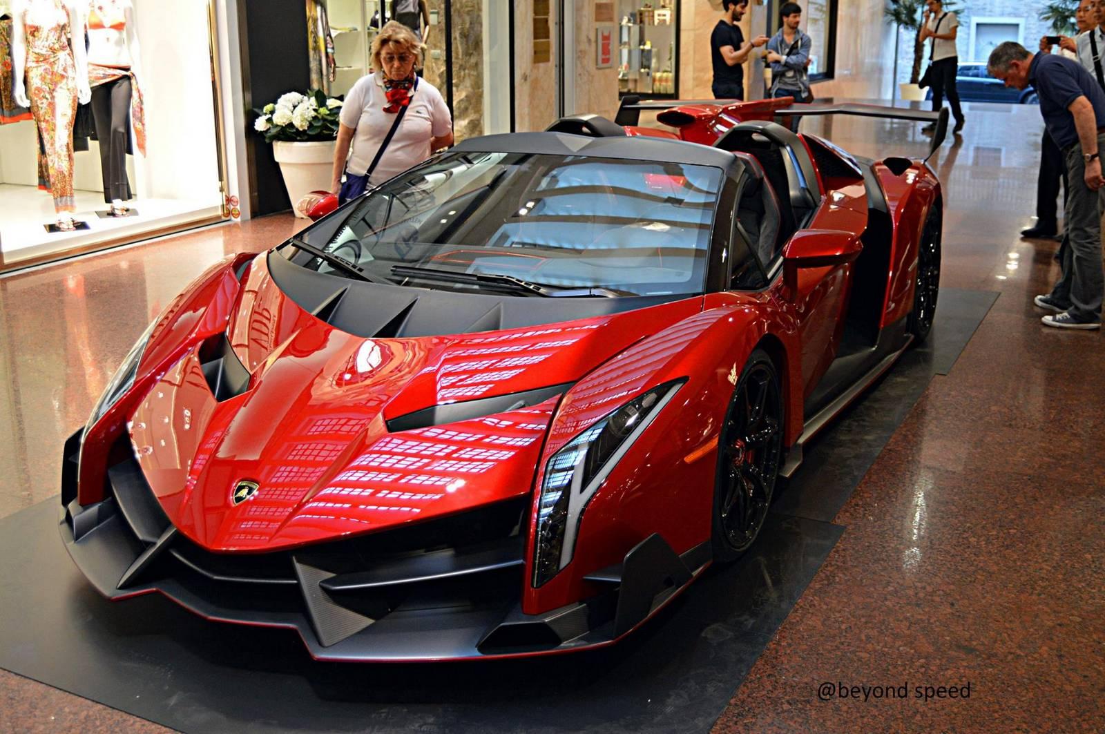 Lamborghini llevará el HyperVeloce a Pebble Beach y lo veremos en Fráncfort 1