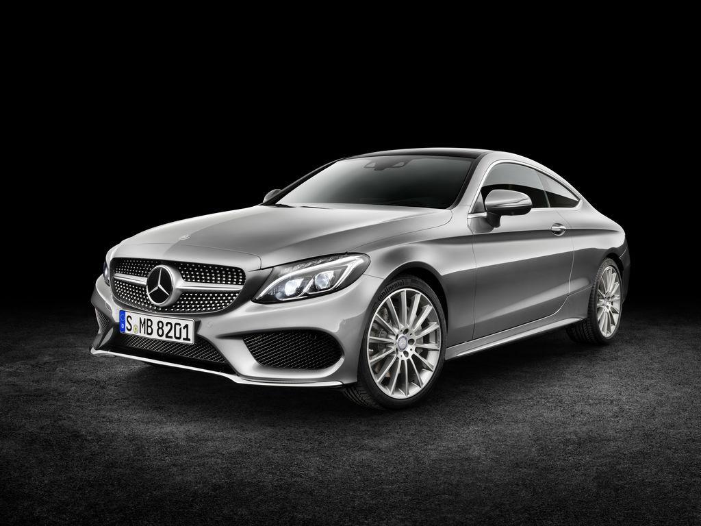 Mercedes-Benz Clase C Coupé 2016: El Clase S a escala ya es oficial 2