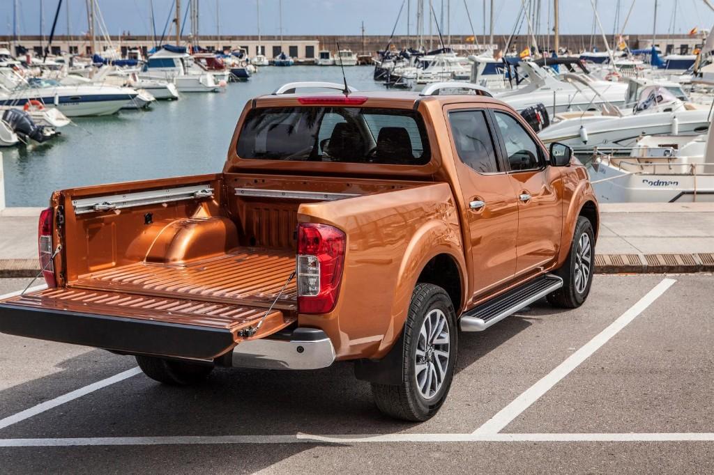 Nissan NP300 Navara: La pick-up fabricada en España para toda Europa 2