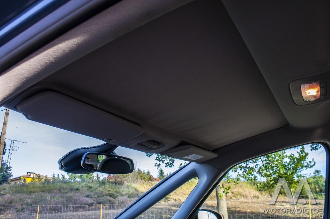 Prueba: Opel Zafira Tourer Turbo 200 CV (diseño, habitáculo, mecánica) 10