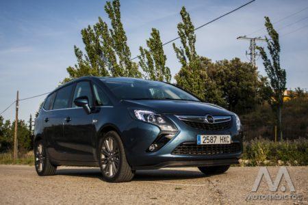 Prueba: Opel Zafira Tourer Turbo 200 CV (equipamiento, comportamiento, conclusión)