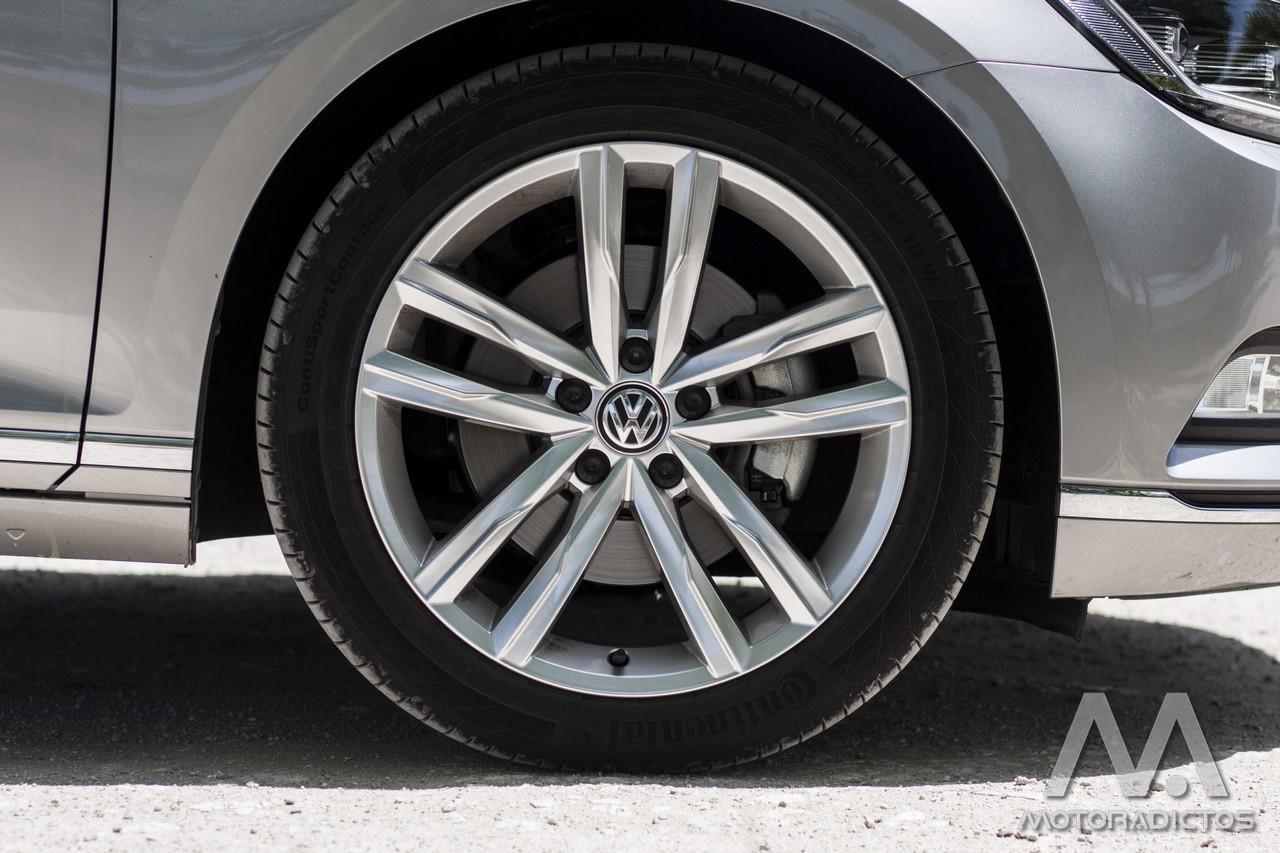 Prueba: Volkswagen Passat 2.0 TDI 150 CV Sport (diseño, habitáculo, mecánica) 2