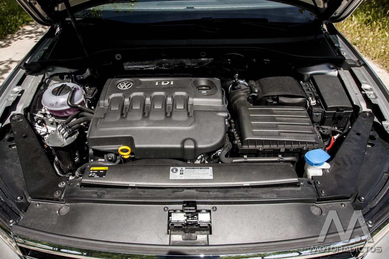 Prueba: Volkswagen Passat 2.0 TDI 150 CV Sport (diseño, habitáculo, mecánica) 3