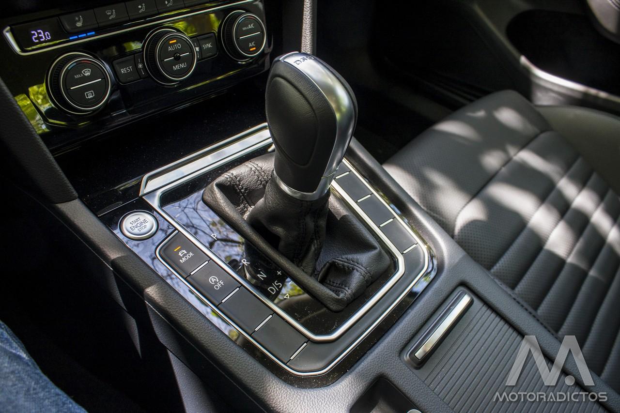 Prueba: Volkswagen Passat 2.0 TDI 150 CV Sport (diseño, habitáculo, mecánica) 5