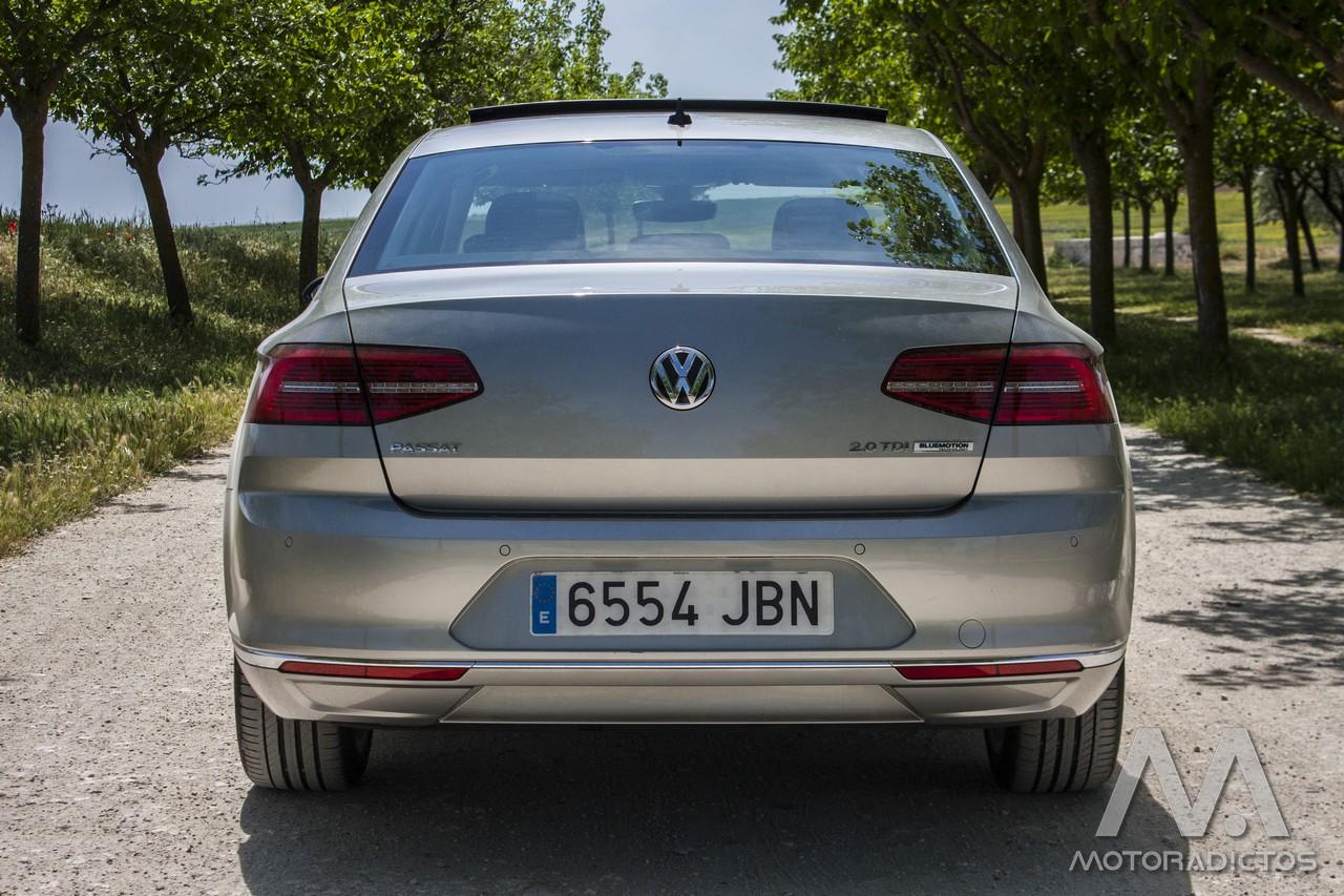 Prueba: Volkswagen Passat 2.0 TDI 150 CV Sport (diseño, habitáculo, mecánica) 7