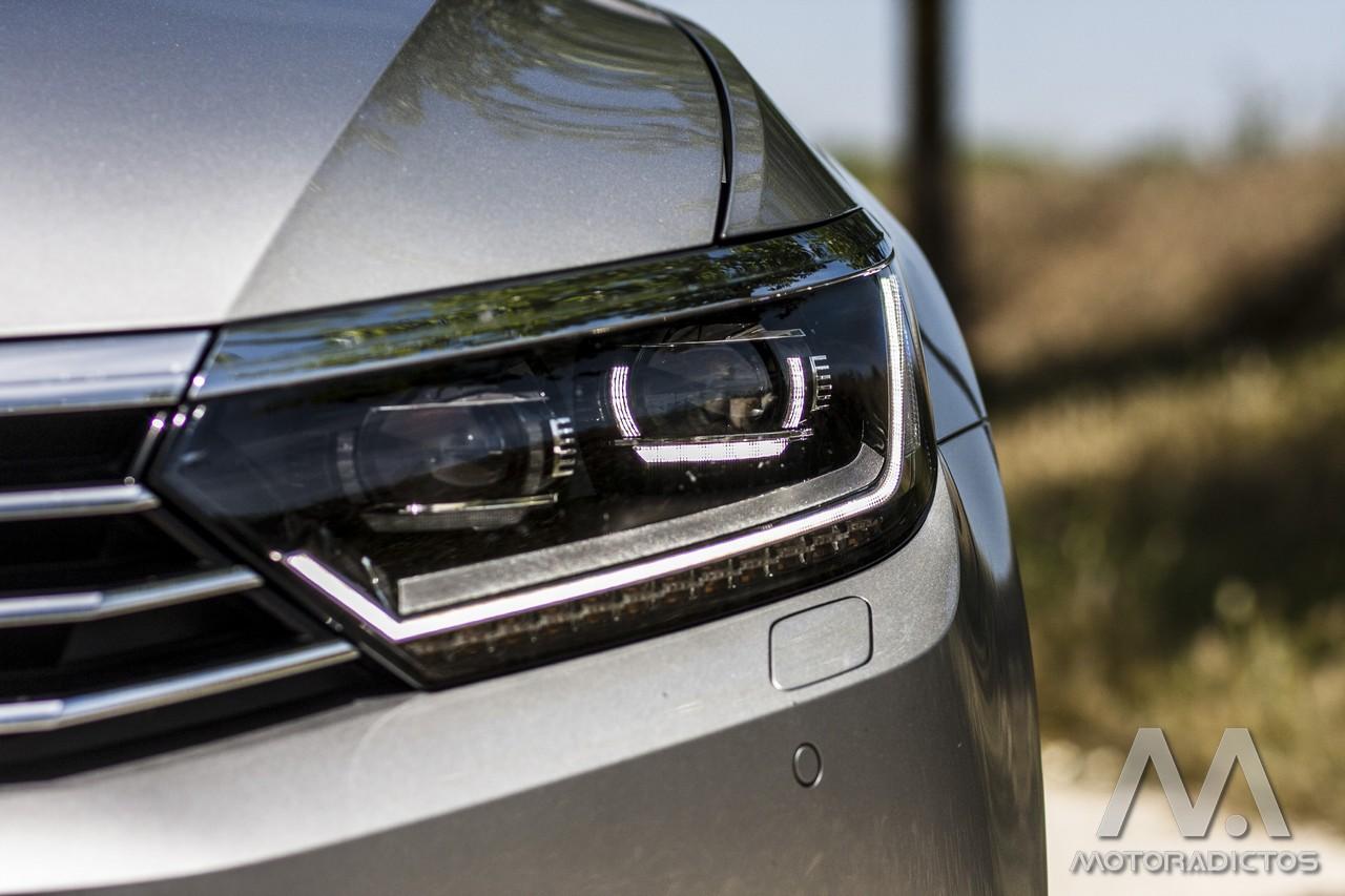 Prueba: Volkswagen Passat 2.0 TDI 150 CV Sport (equipamiento, comportamiento, conclusión) 2