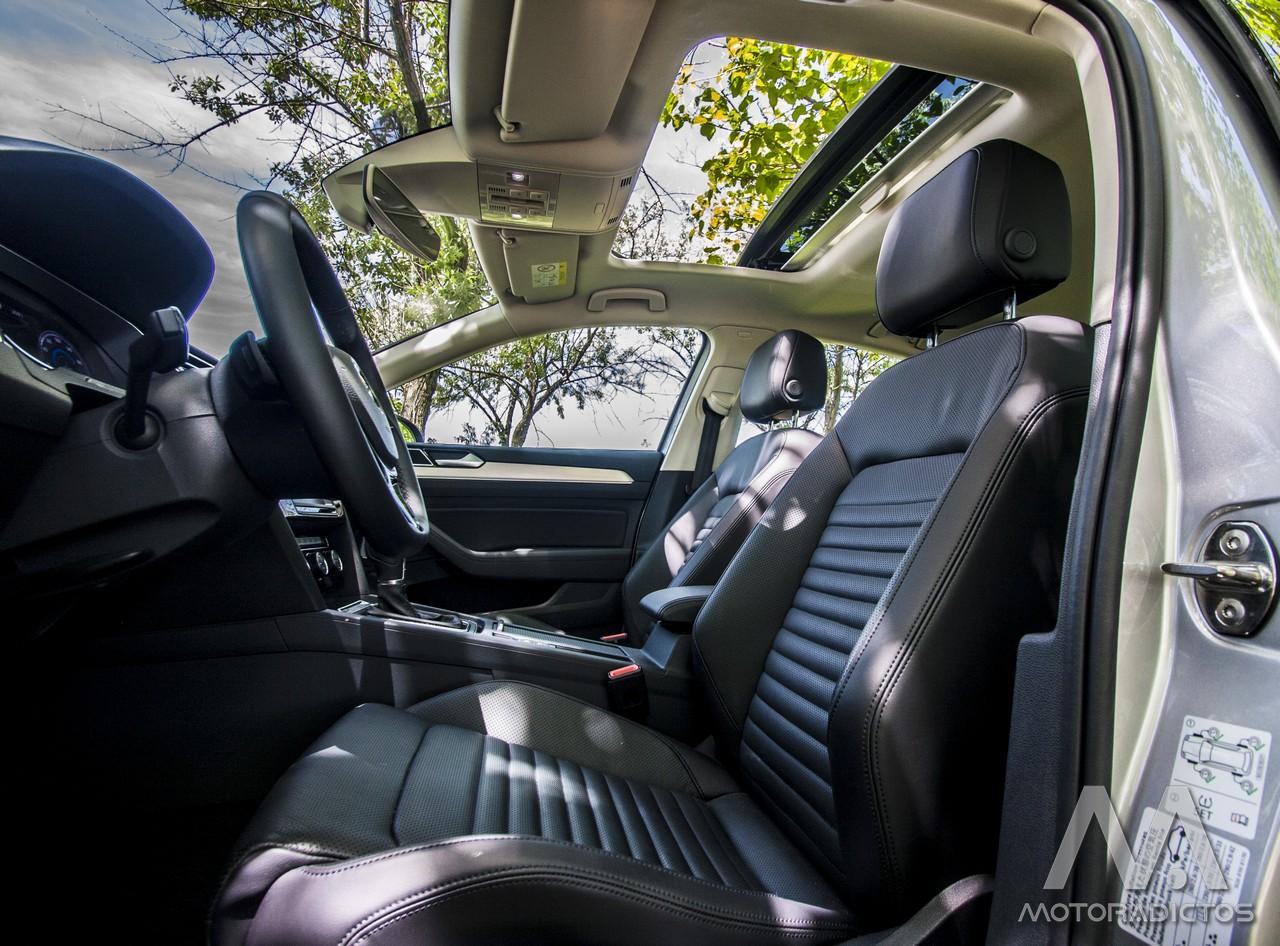 Prueba: Volkswagen Passat 2.0 TDI 150 CV Sport (equipamiento, comportamiento, conclusión) 5