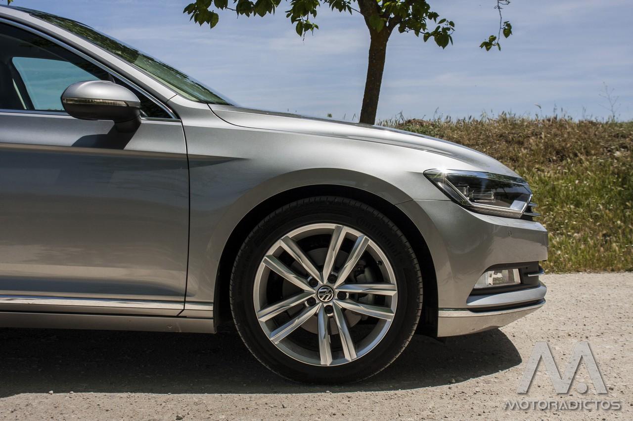 Prueba: Volkswagen Passat 2.0 TDI 150 CV Sport (equipamiento, comportamiento, conclusión) 6